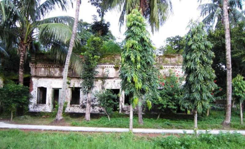 S. D. Burman's Ancestral Home in Comilla (Now Bangladesh)