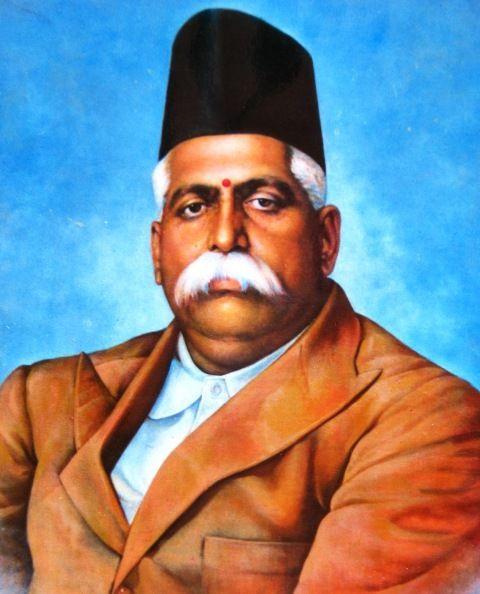Dr Keshav Baliram Hedgewar inspired Nanaji to join RSS
