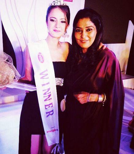 Rashalika- Miss North India Princess 2014