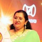 Prabha Yesudas wife of K.J. Yesudas (Singer)