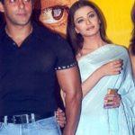 Aishwarya Rai with Ex-boyfriend Salman Khan