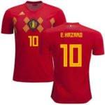 Eden Hazard's Belgium Jersey
