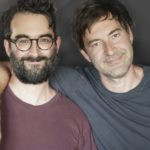"""Mark Duplass With His Brother """"Jay Duplass"""""""