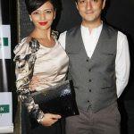 Roshni Chopra with husband Siddharth Anand Kumar