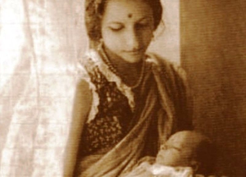 S. D. Burman's Wife Meera