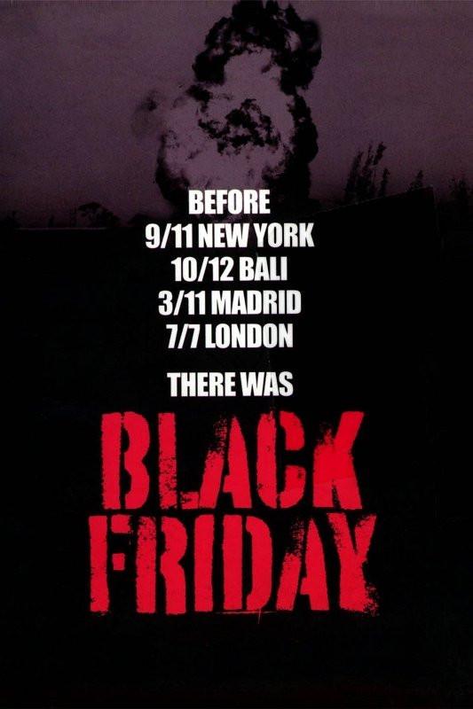 Black Friday Film Poster