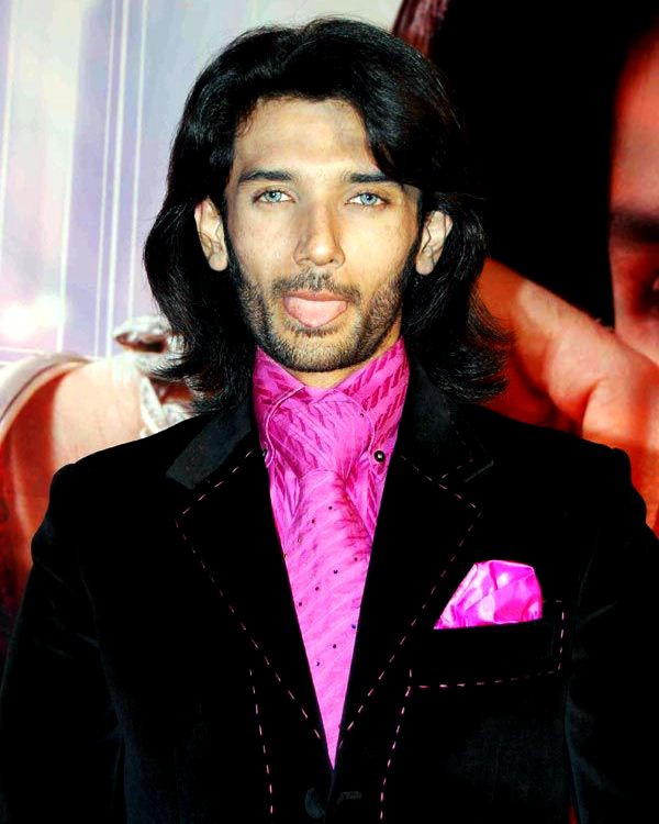 Chirag Paswan during his younger days