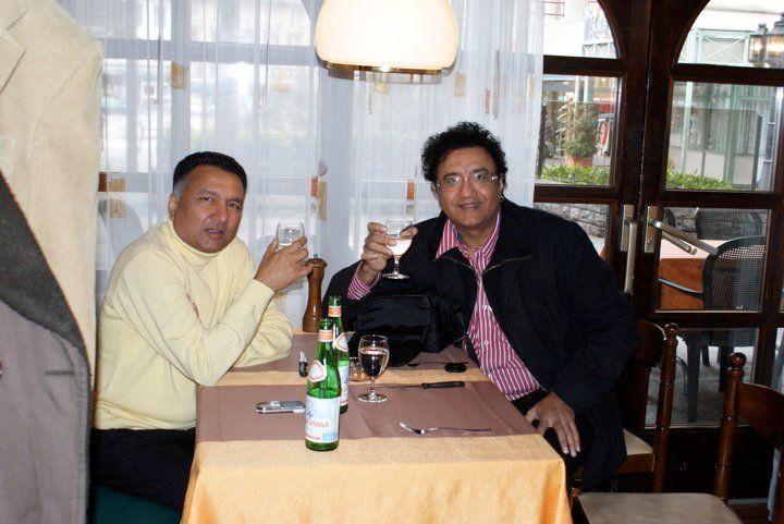 Abu Malik drink alcohol