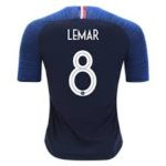 Thomas Lemar's France Jersey