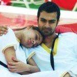Ashmit Patel and Sara Khan