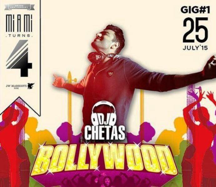 DJ Chetas Bollywood Mashup
