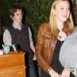 Dakota Fanning with Highmore