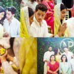 Nick Jonas and Priyanka Chopra engagement photos