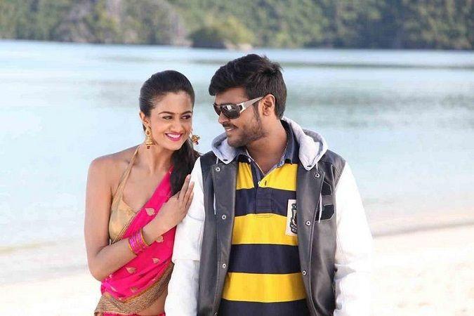 Shubra Aiyappa featuring in 'Sagaptham' with Shanmuga Pandian