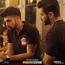 Tanuj Virwani in Inside Edge