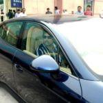 Kapil Dev In His Porsche