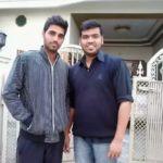 Bhuvneshwar Kumar home