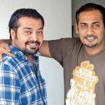 Anurag Kashyap with his brother Abhinav Kashyap