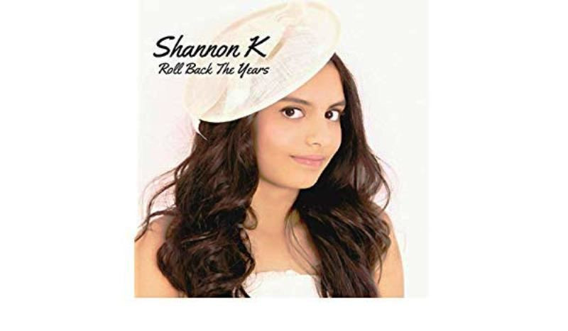 Shannon K debut song Roll Back the Years