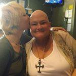 Paris Jackson With Mother Debbie Rowe