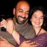 Pooja Bhatt with Manish Makhija