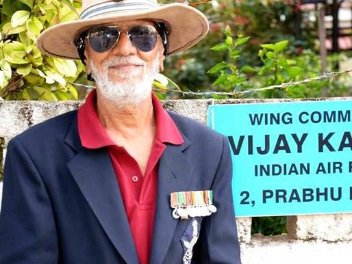 Vijay Karnik (IAF) Age, Career, Wife, Family, Biography & More