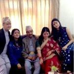 Sanyukta Timsina Family