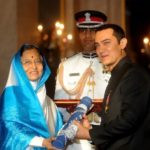Aamir Khan Getting Padma Bhushan