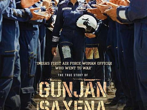"""Gunjan Saxena: The Kargil Girl"" Actors, Cast & Crew: Roles, Salary"