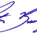 Pete Buttigieg's Signature