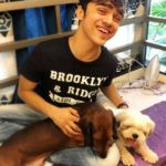 Rohan Shah loves dogs
