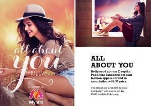 Deepika Padukone - All About You