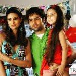 "Aditi Bhatia in the film ""The Train"""