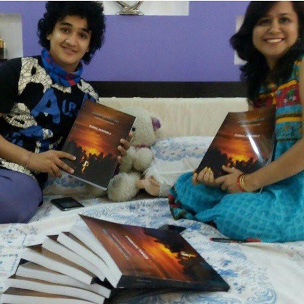 Faisal Khan with Sonnal Pardiwala