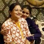 Arunima Ghosh mother
