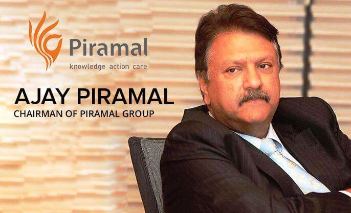 Anand Piramal's Father Ajay Piramal