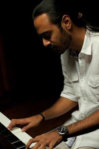 Jaffer Zaidi singer