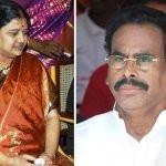 M Natarajan Wife Sasikala
