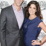 Michael Phelps with his girlfriend Nicole Johnson