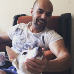 Praveen Tokas Dog Lover