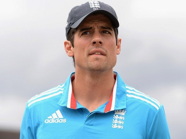 Alastair Cook Profile