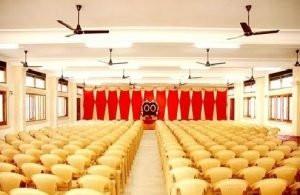 Rajinikanth owns Raghavendra Mandapam marriage hall in Chennai