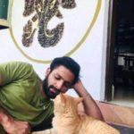 Vaibhav Tatwawaadi Loves Animals