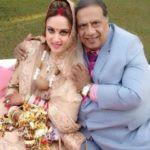 Vijay Tandon with his daughter