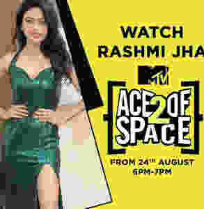 Rashmi Jha in Ace of Space 2