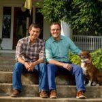 Pete Buttigieg With His Husband Chasten Glezman