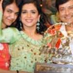 Supriya Pilgaonkar winner of Nach Baliye season 1