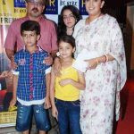 Zohr Irani childhood photo with his family