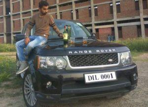 Karan Sandhawalia Drinking