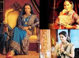 Neeta Lulla Costumes for Devdas